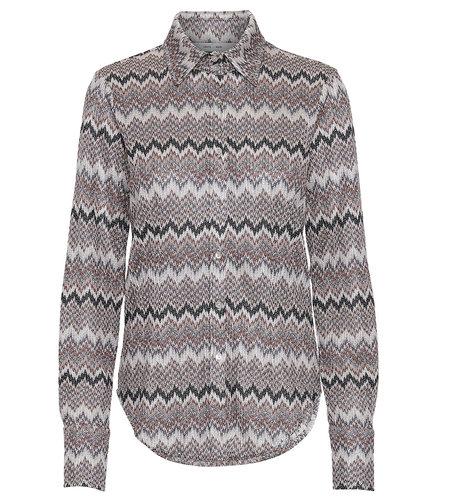 Costa Mani Nova Silke Shirt Missoni Grey