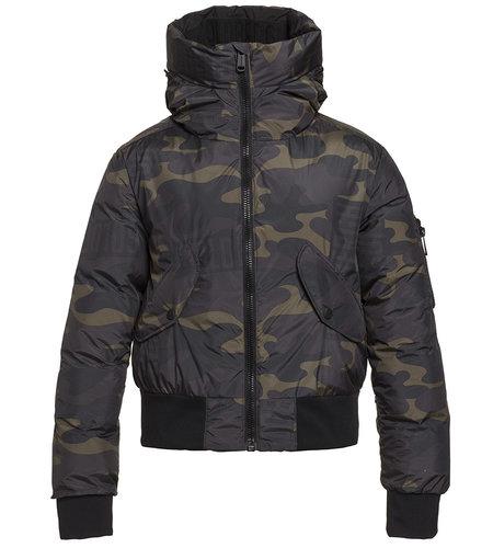 Goldbergh Forest Jacket No Fur Camo