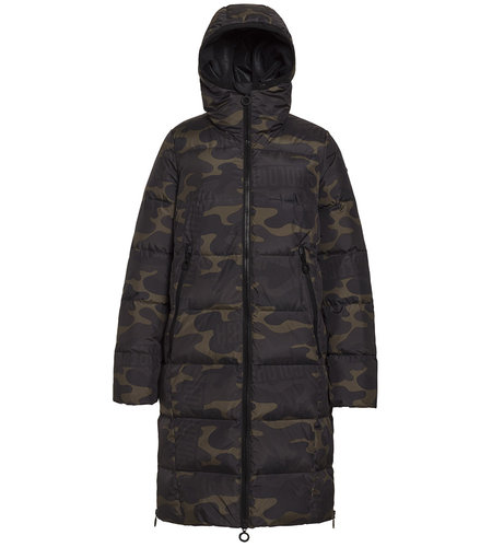 Goldbergh Wood Coat Camo