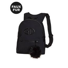 Goldbergh Blackpack Backpack Faux Fur