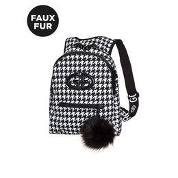 Goldbergh Handy Backpack Faux Fur