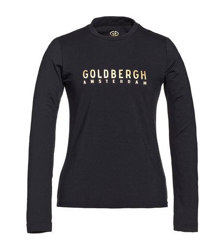 Goldbergh Lovisa T-Shirt Black