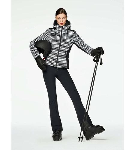 Goldbergh Kate Jacket Faux Fur White