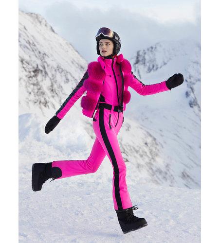 Goldbergh Phoenix Jumpsuit Wow Pink