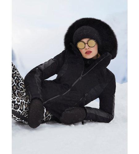 Goldbergh Kaja Jacket Faux Fur Black