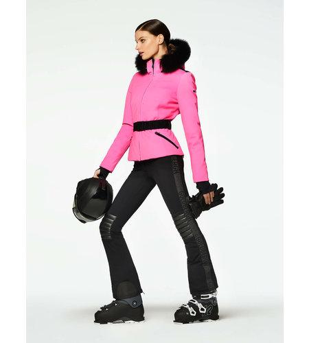 Goldbergh Hida Jacket Faux Fur Wow Pink