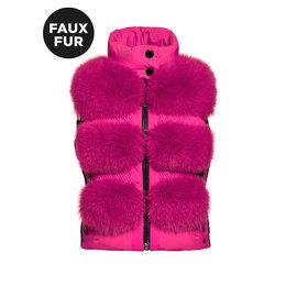 Goldbergh Foxy Bodywarmer Faux Fur