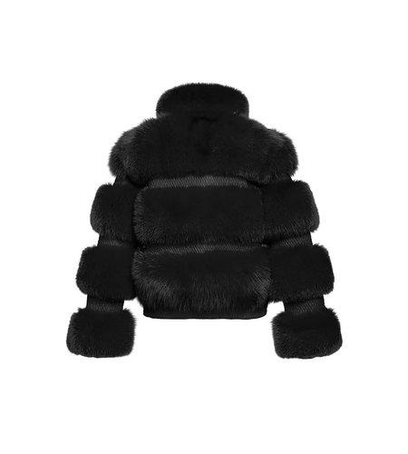 Goldbergh Paradiso Jacket Faux Fur Black