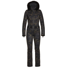 Goldbergh Bush Jumpsuit Faux Fur
