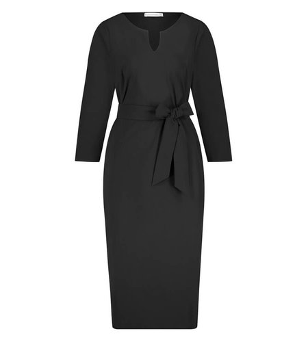 Studio Anneloes Flex Dress Black