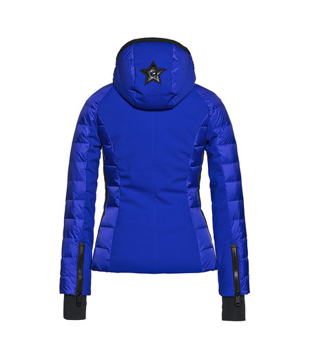 Goldbergh Fosfor Jacket Electric Blue