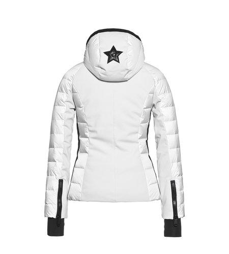 Goldbergh Fosfor Jacket White