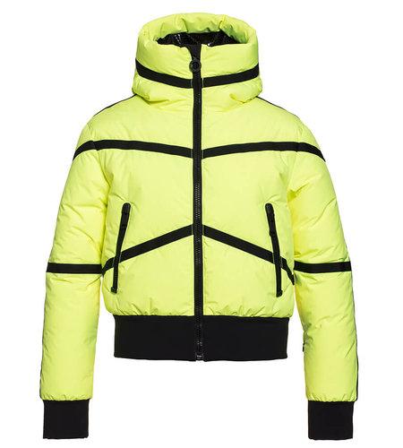 Goldbergh Web Jacket Neon Yellow