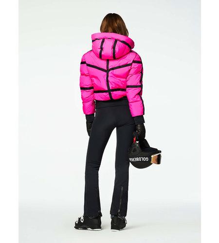 Goldbergh Web Jacket Wow Pink