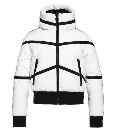 Goldbergh Web Jacket White