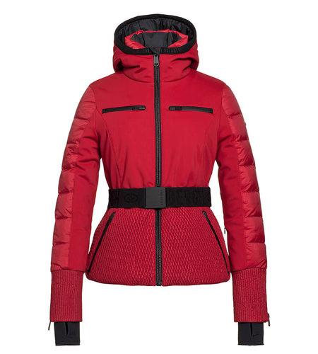 Goldbergh Stylish Jacket No Fur Scarlet