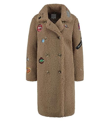 Goosecraft GC Reese Coat Hazelnut