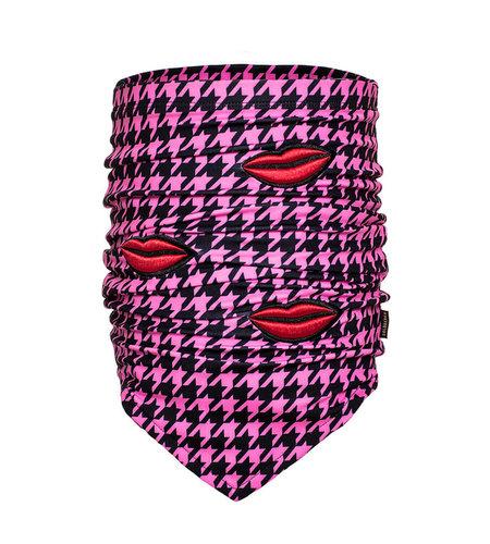 Goldbergh Asta Neckwarmer Wow Pink