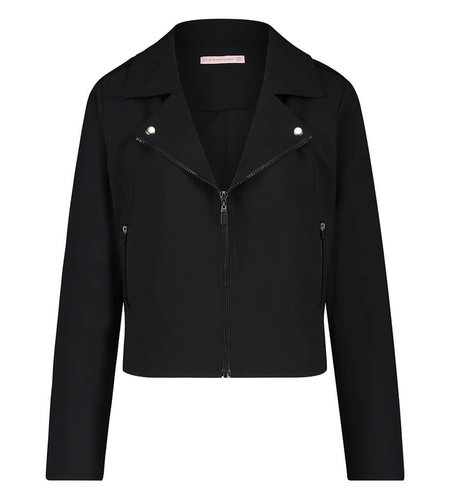 Studio Anneloes Biker Jacket Black