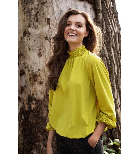 Studio Anneloes Martina Longsleeve Shirt Lime