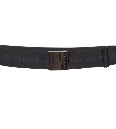Goldbergh Dorina Elastic Belt Black