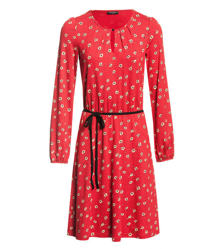 Vive Maria Marie Dress Red Allover
