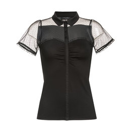 Vive Maria British Black Blouse
