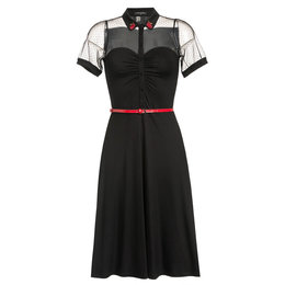 Vive Maria British Black Dress