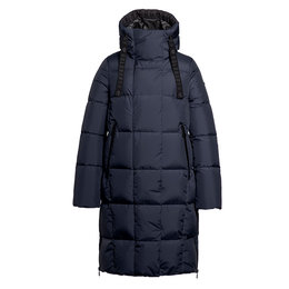 Goldbergh Adele Coat Dark Navy