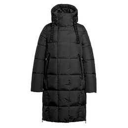 Goldbergh Adele Coat Black
