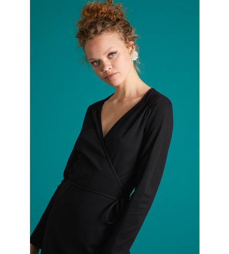 King Louie Mandy Dress Milano Uni Black