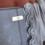 Rosemunde Iconic Silk Top With Lace  Light Grey Melange
