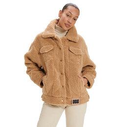 UGG Frankie Sherpa Trucker Jacket