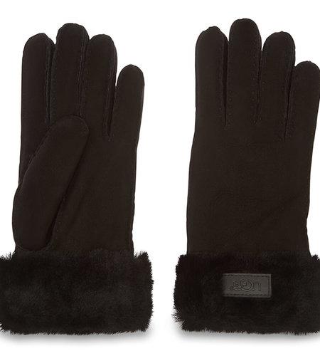 UGG Turn Cuff Glove Black