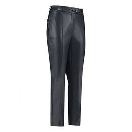 Studio Anneloes Romy Faux Leather Trousers