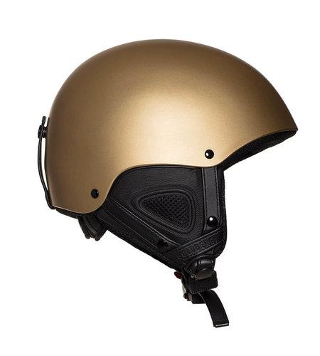 Goldbergh Bold Helmet Gold