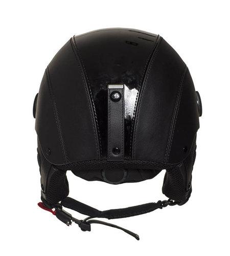 Goldbergh Glam Helmet With Visor Black