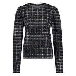 Studio Anneloes Maudi Check Shirt