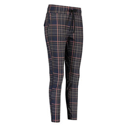 Studio Anneloes Road Check Trousers