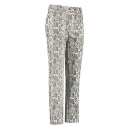 Studio Anneloes Romy Cobra Leather Trousers