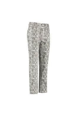 Studio Anneloes Romy Cobra Leather Trousers