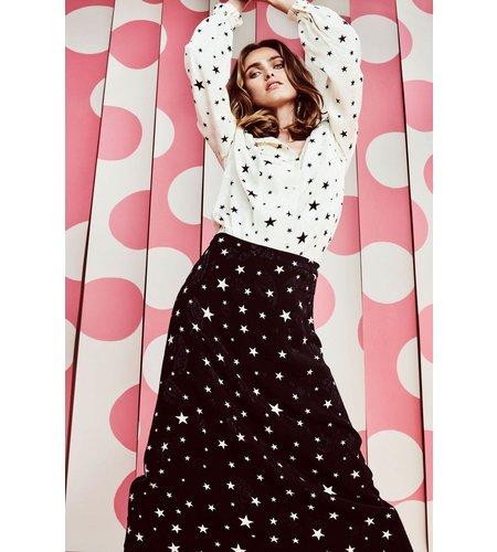 Fabienne Chapot Hall Coco Skirt Black Warm White