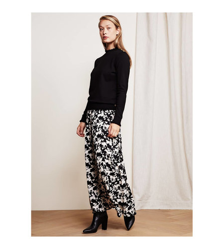 Fabienne Chapot Bobo Skirt Black Warm White