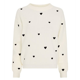 Fabienne Chapot Disco Heart Pullover