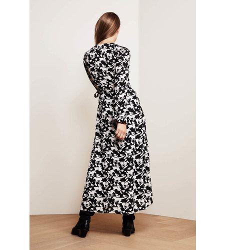 Fabienne Chapot Natasja Dress Black Warm White