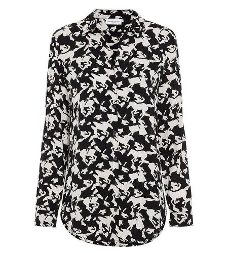 Fabienne Chapot Lily Blouse Black Warm White