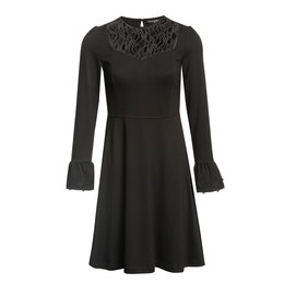 Vive Maria Black Princess Dress