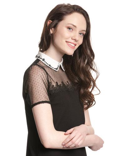 Vive Maria Colette Swing Dress Black