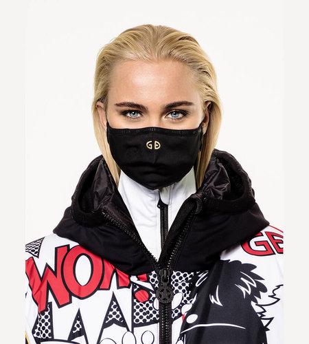 Goldbergh Goldbergh Loes Mask Black