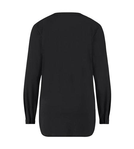 Studio Anneloes Evi Basic Blouse Black